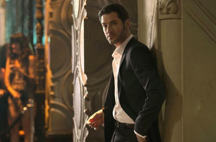 Tom Ellis interpreta Lucifer su Netflix