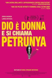 Poster Dio è donna e si chiama Petrunya
