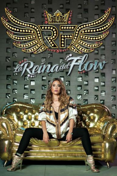 Poster La Reina del Flow