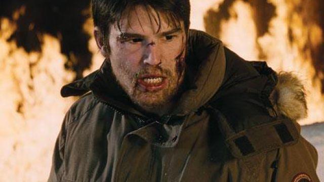 Josh Hartnett in una scena del film
