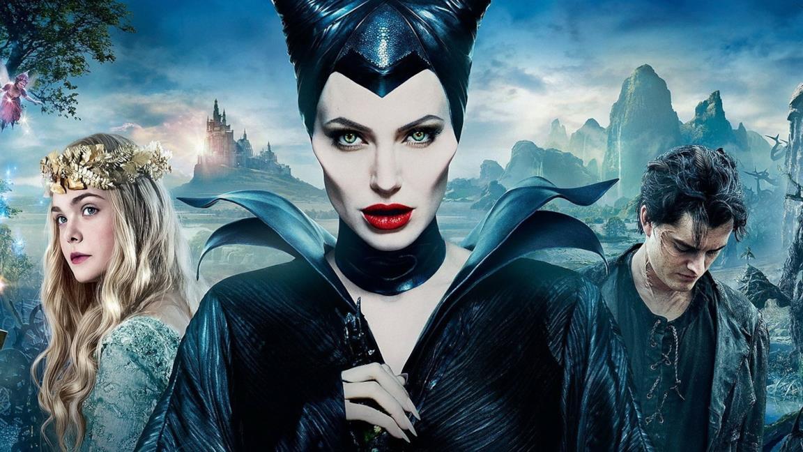 Angelina Jolie è Malefica