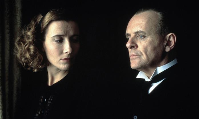Emma Thompson e Anthony Hopkins in Quel che resta del giorno