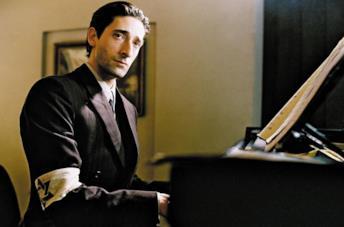 Adrien Brody ne Il Pianista