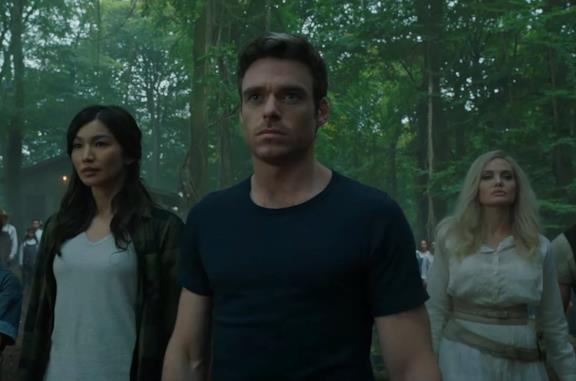 Gli Eterni e non solo: le novità sulla Fase 4 del Marvel Cinematic Universe
