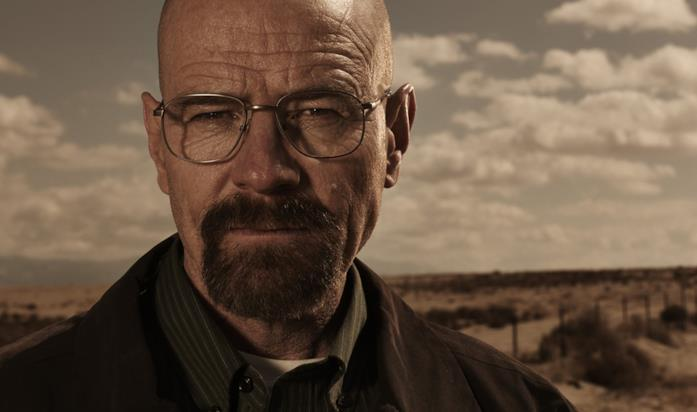Breaking Bad: Bryan Cranston è Walter White