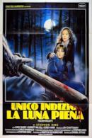 Poster Unico indizio la luna piena