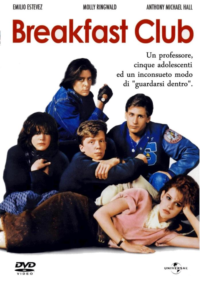 Il poster di Breakfast Club