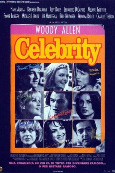 Poster Celebrity