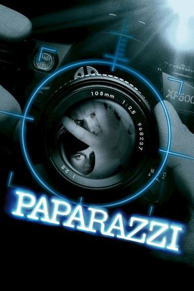 Poster Scatto mortale - Paparazzi