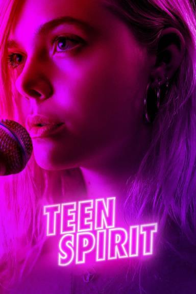 Poster Teen Spirit - A un passo dal sogno