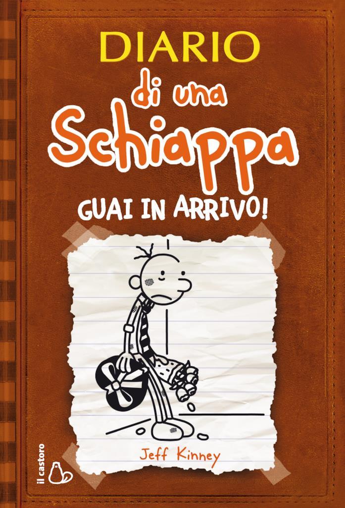 Copertina settimo libro Diario di una schiappa