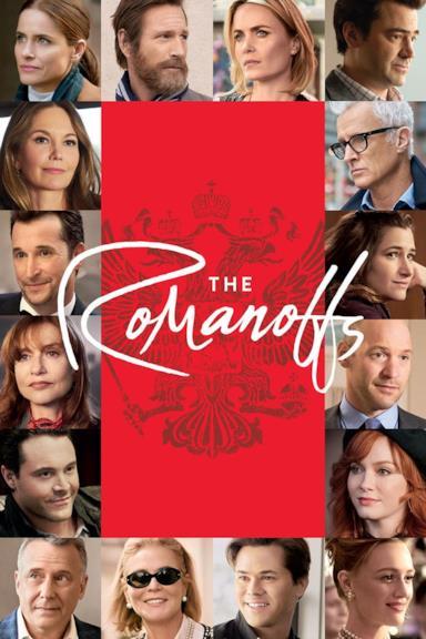 Poster The Romanoffs