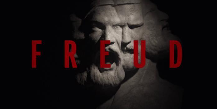 La testa di Freud nella sigla dell'episodio 7 è una fusione di quattro volti con emozioni estreme e contrastanti