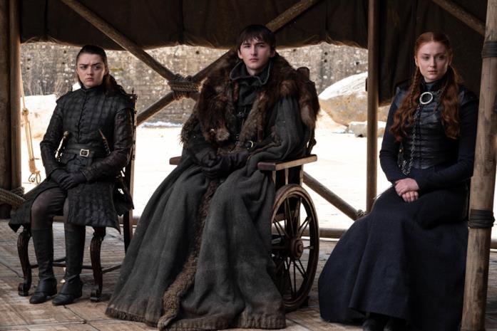 Bran Stark nel finale di GoT