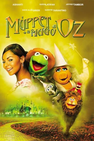 Poster I Muppet e il mago di Oz