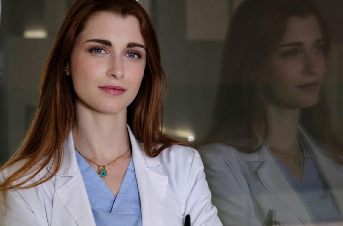Silvia Mazzieri in Doc – Nelle tue mani