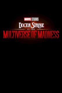 Poster Doctor Strange nel Multiverso della Pazzia