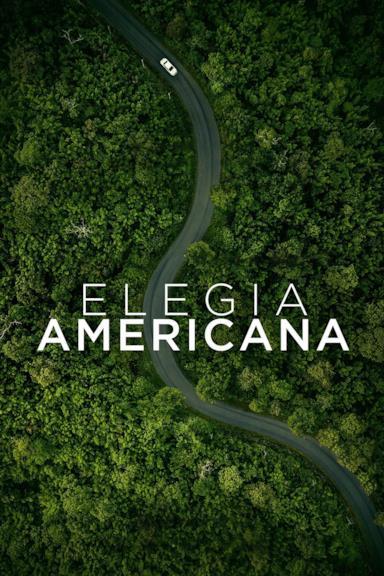 Poster Elegia americana