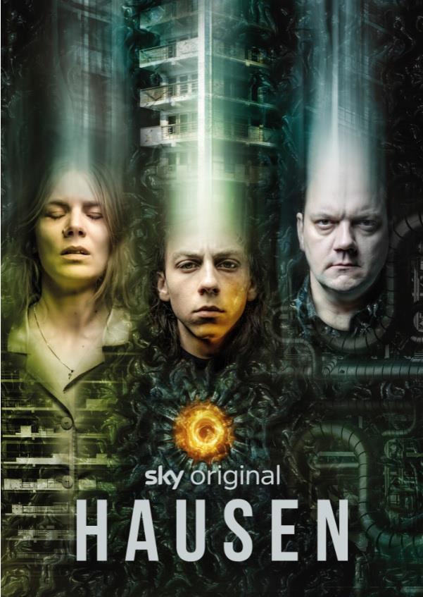Il cast nel poster di Hausen