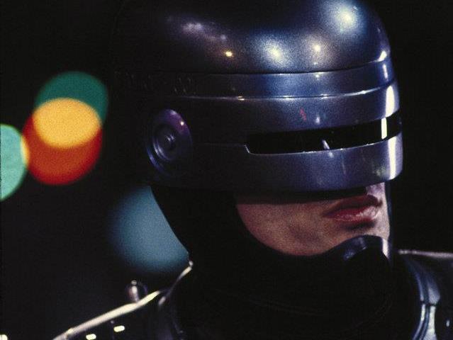Peter Weller in RoboCop