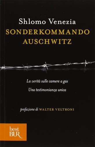 Il libro di memorie di Shlomo Venezia