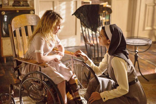 Suor Charlotte e Janice in Annabelle: Creation