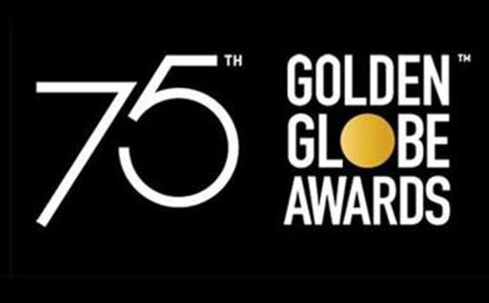 Logo Golden Globe Awards 2018