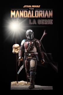 Poster The Mandalorian