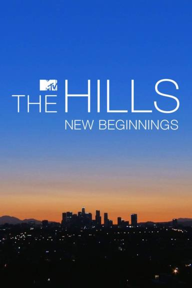 Poster The Hills: New Beginnings