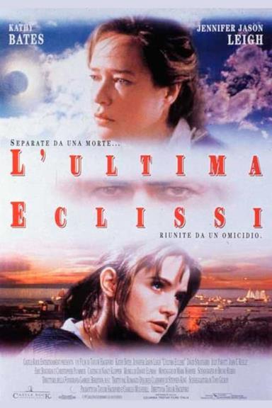 Poster L'ultima eclissi