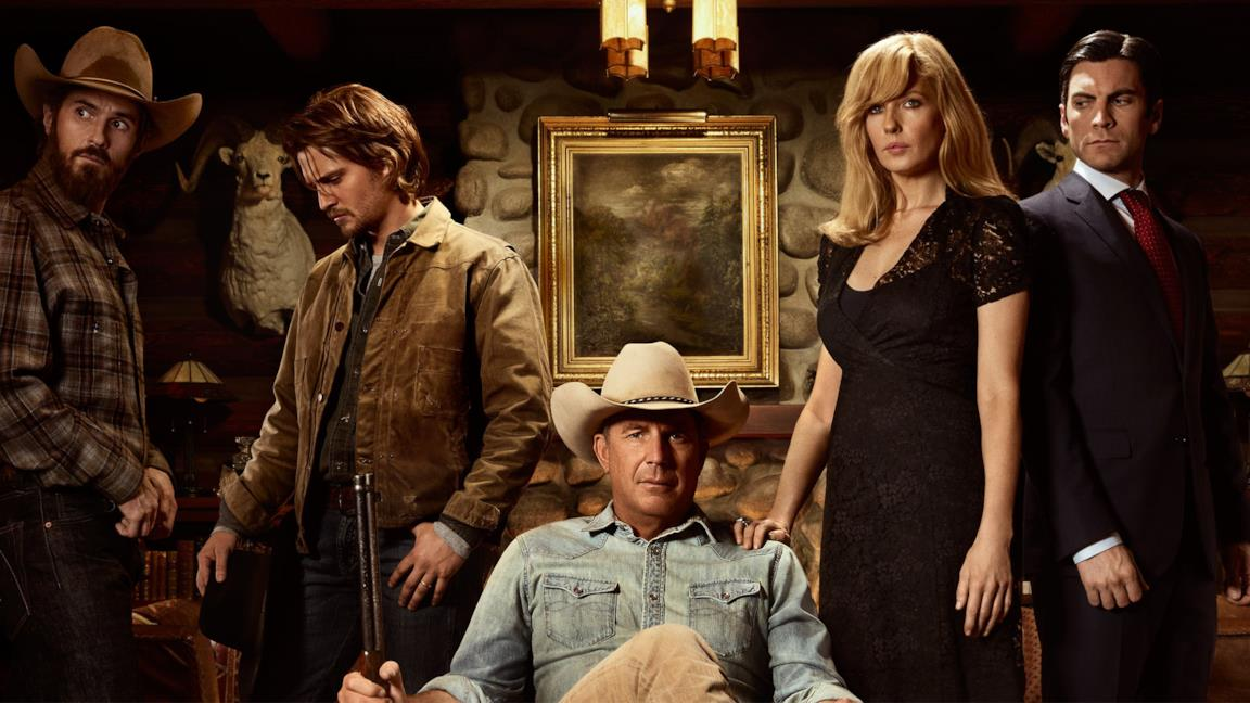 Yellowstone: il poster della stagione 2