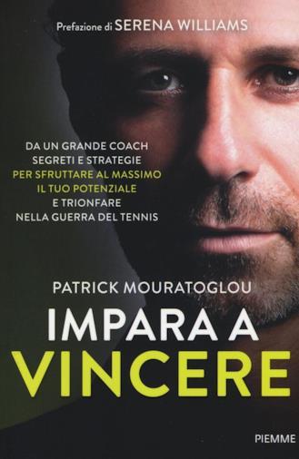 Il libro di Patrick Mouratoglou