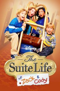 Poster Zack e Cody al Grand Hotel