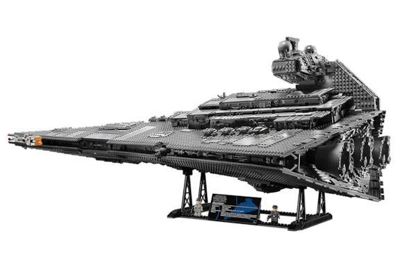 In arrivo un nuovo set LEGO di Star Wars: ecco lo Star Destroyer da 4784 pezzi!
