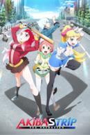 Poster Akiba's Trip The Animation
