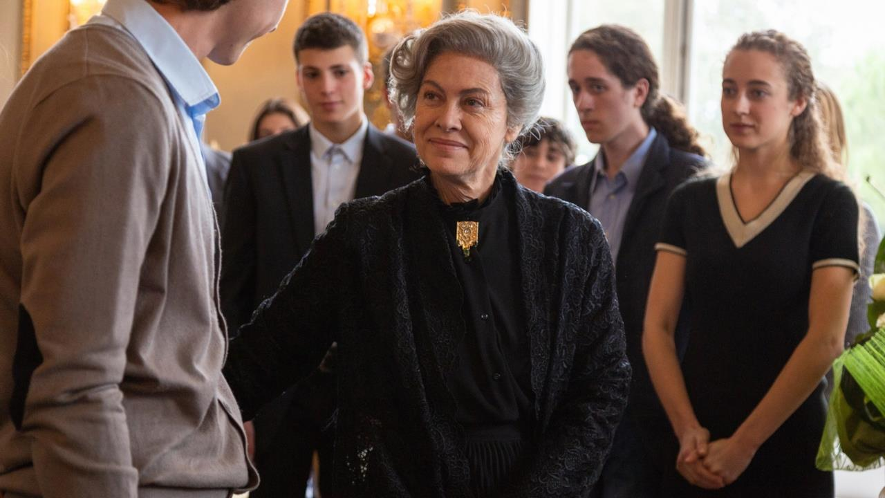 Rita Levi Montalcini |  un film per la televisione di Rai1 con Elena Sofia Ricci |  dedicato alla scienziata premio Nobel