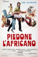 Poster Piedone l'africano
