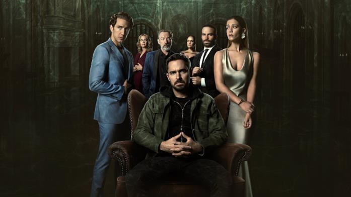 Il cast della serie Che fine ha fatto Sara?