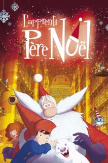 Poster L'apprendista Babbo Natale