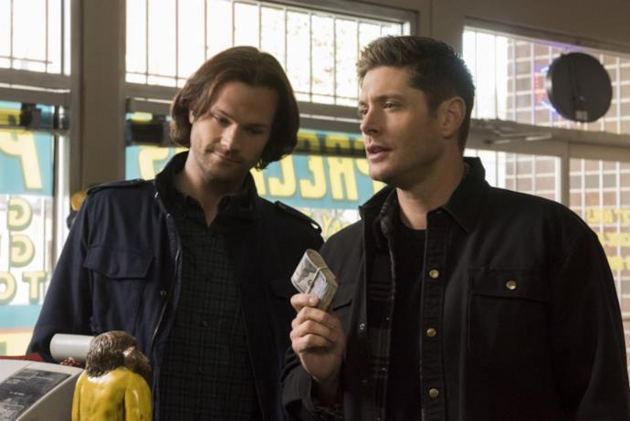 Supernatural: Sam e Dean nell'episodio numero 300