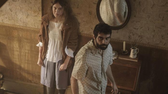 Amulet, una scena del film
