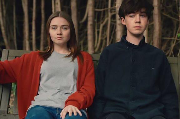 Alyssa e James nella seconda stagione