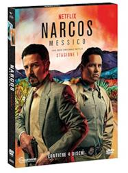 Narcos: Messico Stagione 1  (4 DVD)