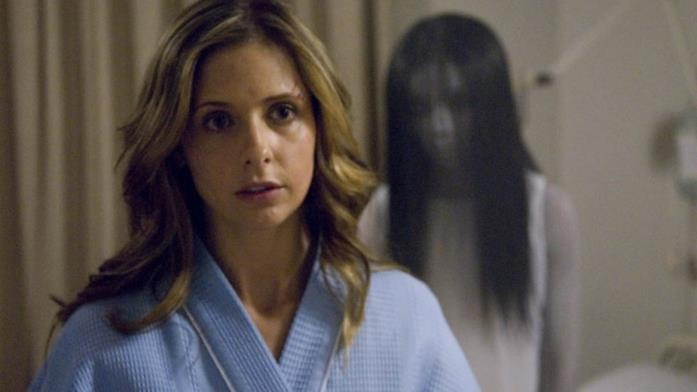 Sarah Michelle Gellar in The Grudge