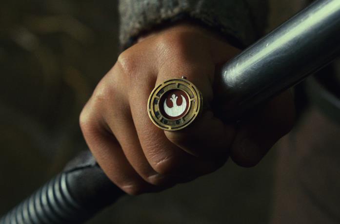 Un'immagine di Staw Wars: Gli ultimi Jedi