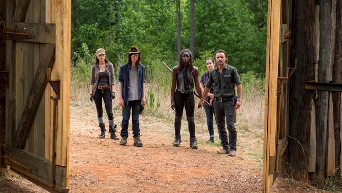 The Walking Dead: I cuori battono ancora