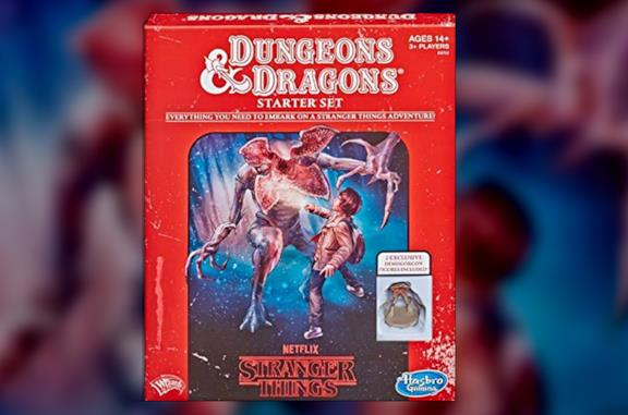 Da avere: lo starter set di Dungeons and Dragons a tema Stranger Things