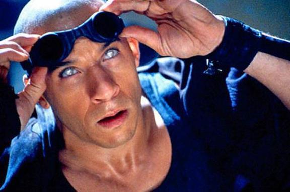 Vin Diesel nel franchise di Riddick