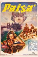 Poster Paisà