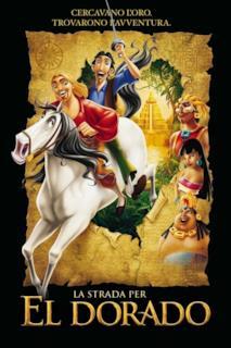 Poster La strada per El Dorado